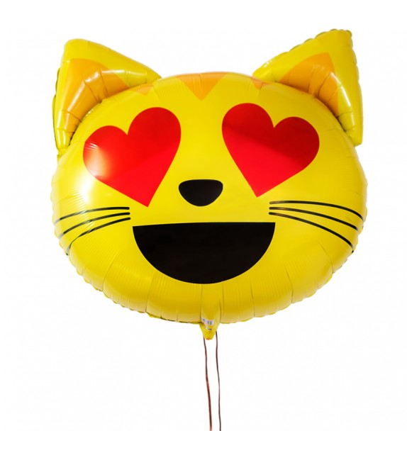 Ballon Emoji Chat Love