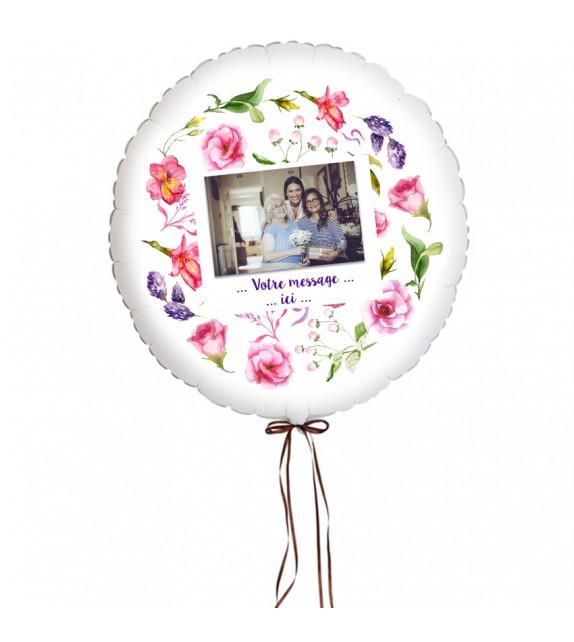 Ballon personnalisé fête