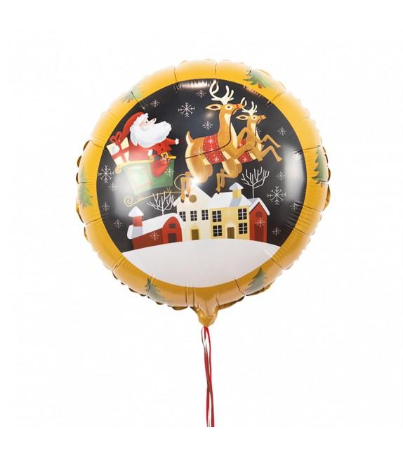 livraison ballon Noël