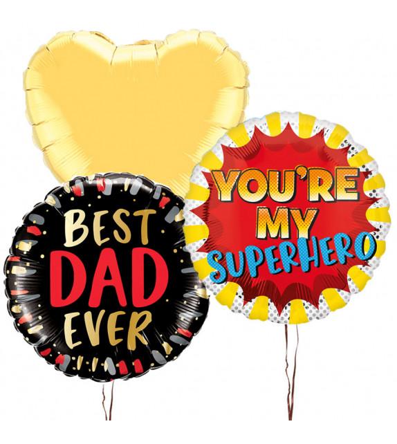 Ballon Fête des Pères