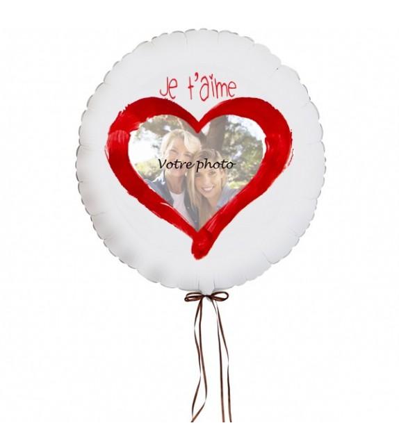 cadeau ballon personnalisé