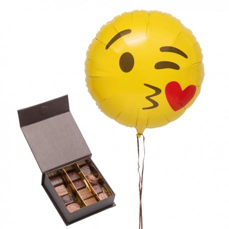 livraison ballon chocolats