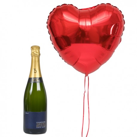 livraison ballon champagne